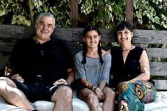 Isabel, Tomás y Vega