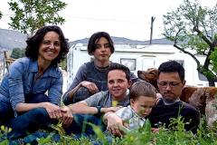 Bea, JoseSilvia, Miguel y Sergi, segunda familia en orden de aparición